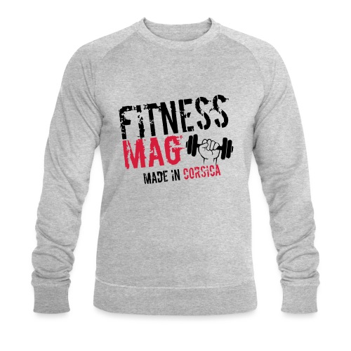 Fitness Mag made in corsica 100% Polyester - Sweat-shirt bio Stanley & Stella Homme