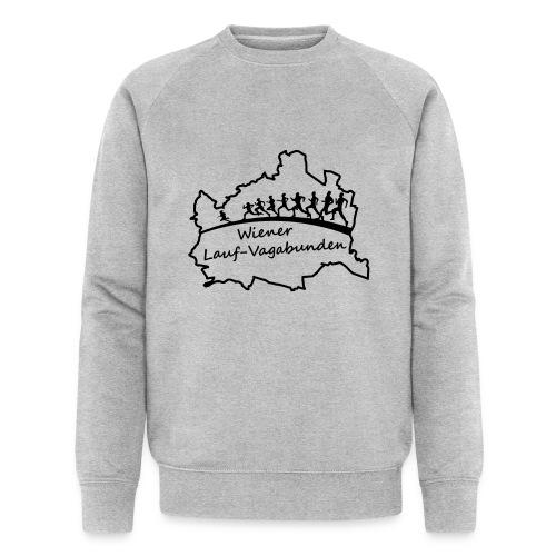 Laufvagabunden T Shirt - Männer Bio-Sweatshirt