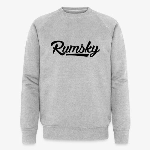 Rumsky-logo - Mannen bio sweatshirt van Stanley & Stella