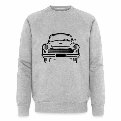 Wartburg 311 front - Men's Organic Sweatshirt by Stanley & Stella