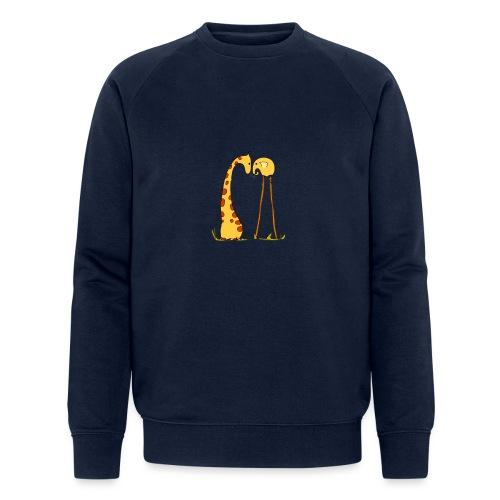 Maglietta San Valentino Tenera | con Animali - Felpa ecologica da uomo di Stanley & Stella