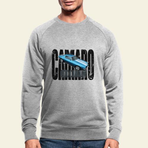 70 Camaro - Økologisk sweatshirt til herrer