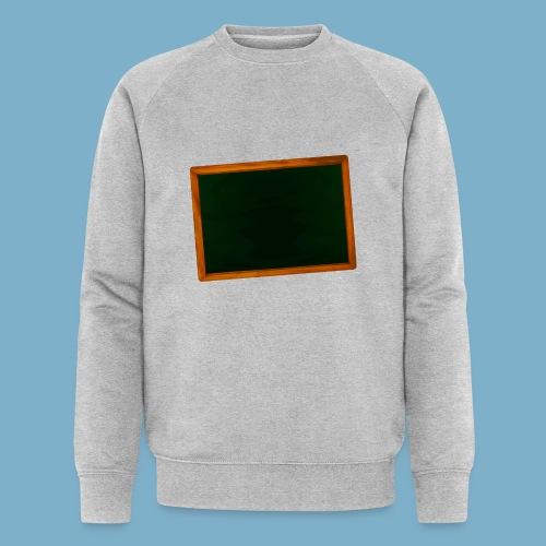 Schul Tafel - Männer Bio-Sweatshirt von Stanley & Stella