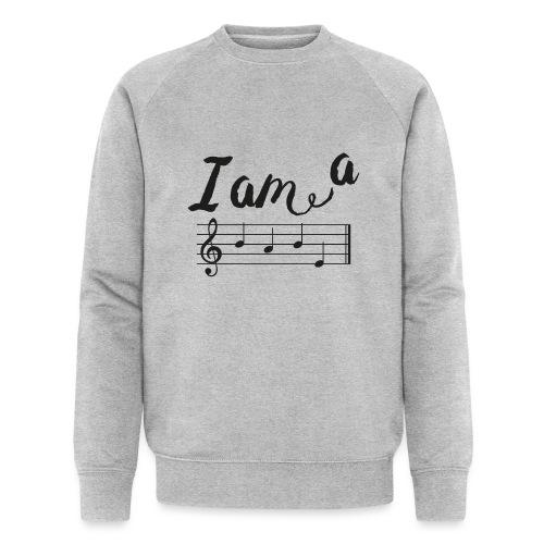 ImABabe - Mannen bio sweatshirt