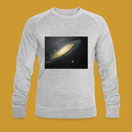 Andromeda - Mark Noble Art - Men's Organic Sweatshirt by Stanley & Stella