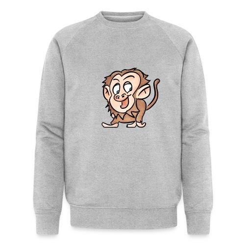 Aap - Mannen bio sweatshirt van Stanley & Stella