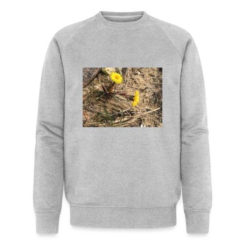 The Flower Shirt - Følfod - Økologisk sweatshirt til herrer