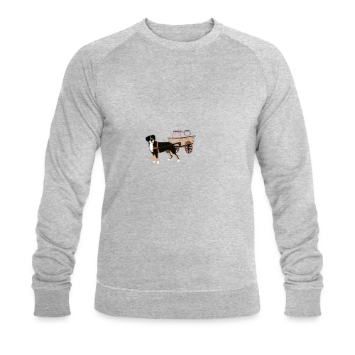 Grosser Drag - Ekologisk sweatshirt herr från Stanley & Stella