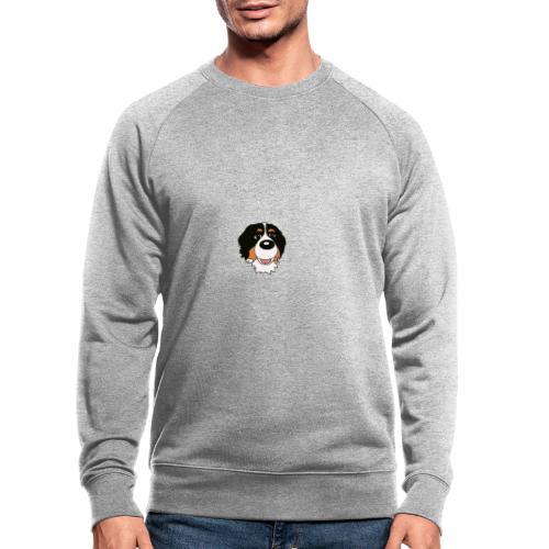 bernerhane - Ekologisk sweatshirt herr