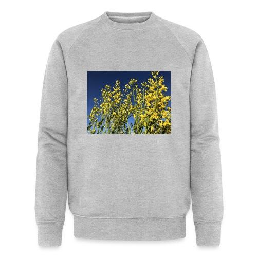 Green Cabbage in the Sky - Økologisk sweatshirt til herrer