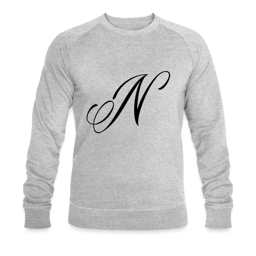 NUTTELOGO2NEW - Men's Organic Sweatshirt by Stanley & Stella