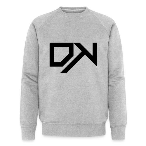 DewKee Logo Cap Black - Men's Organic Sweatshirt by Stanley & Stella