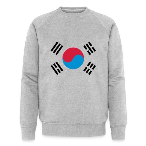 South Korea - Mannen bio sweatshirt van Stanley & Stella