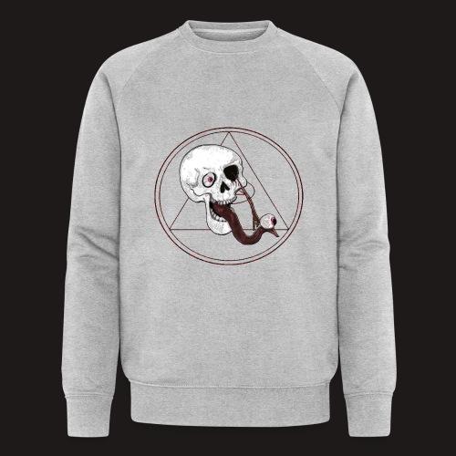 EyeSkull - Männer Bio-Sweatshirt von Stanley & Stella