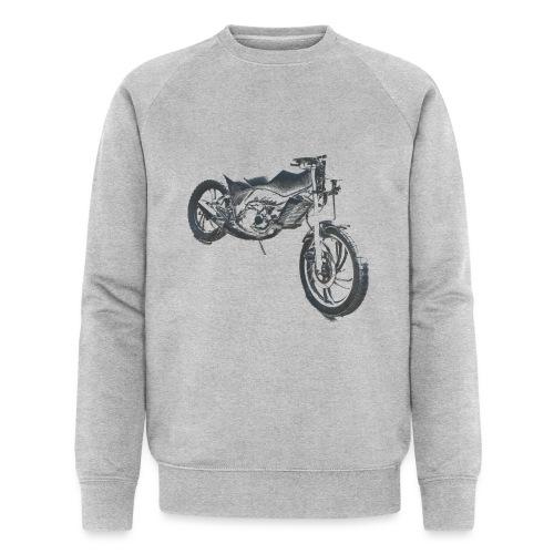 bike (Vio) - Men's Organic Sweatshirt