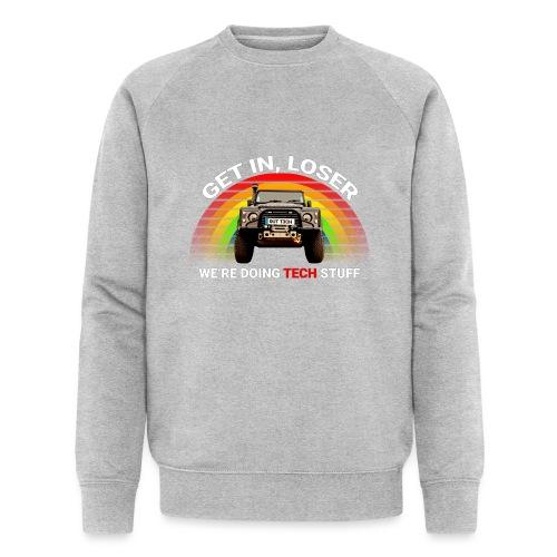 We're Doing Tech Stuff - Men's Organic Sweatshirt by Stanley & Stella