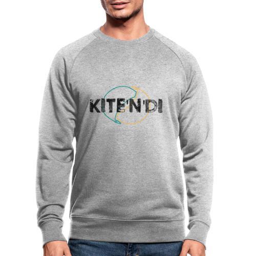 Front Kitesurf Passion - Felpa ecologica da uomo