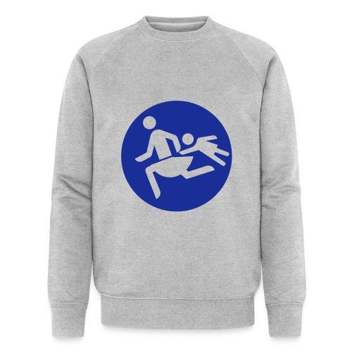 Running Mamas - Männer Bio-Sweatshirt