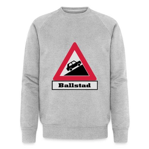 brattv ballstad a png - Økologisk sweatshirt for menn