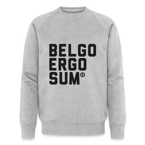 Belgo Ergo Sum - Men's Organic Sweatshirt