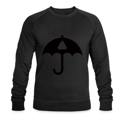 Shit icon Black png - Men's Organic Sweatshirt by Stanley & Stella