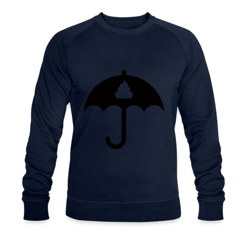 Shit icon Black png - Men's Organic Sweatshirt by Stanley & Stella