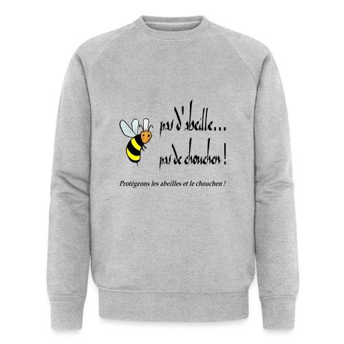 Pas d'abeille, pas de chouchen - Sweat-shirt bio Stanley & Stella Homme