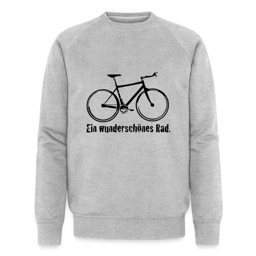 Mein Rad - Männer Bio-Sweatshirt von Stanley & Stella