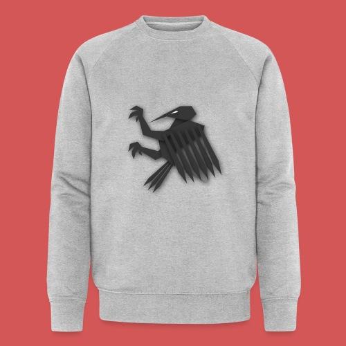 Nörthstat Group ™ Black Alaeagle - Men's Organic Sweatshirt by Stanley & Stella