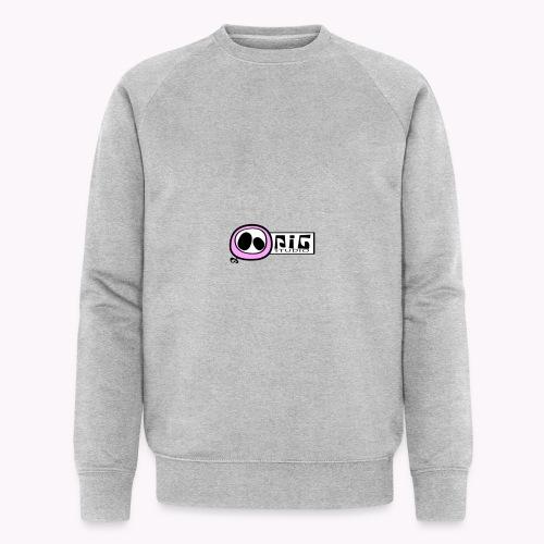 logo_PIGstudio-png - Felpa ecologica da uomo