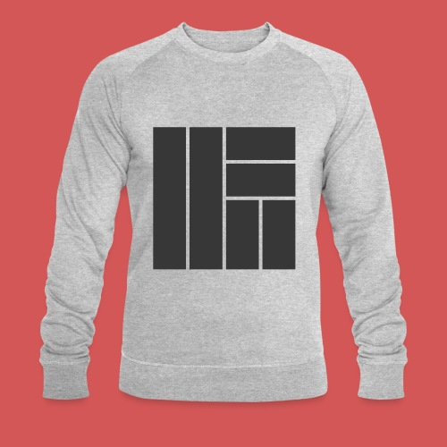 NÖRCup Black Iconic Edition - Men's Organic Sweatshirt by Stanley & Stella