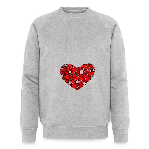 Hjertebarn - Økologisk Stanley & Stella sweatshirt til herrer