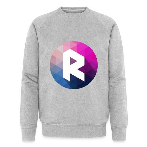 radiant logo - Men's Organic Sweatshirt by Stanley & Stella