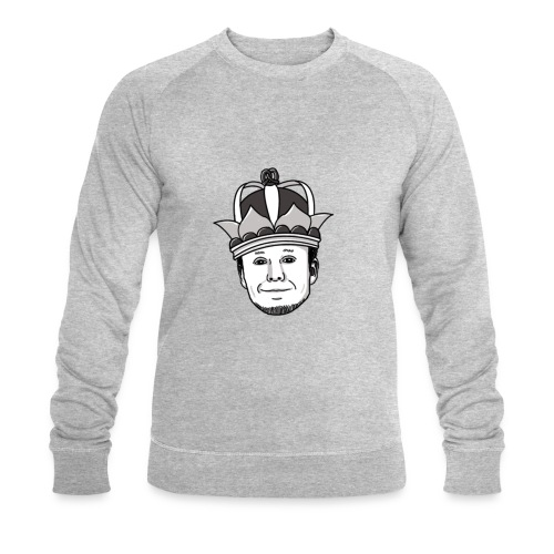 Meisterlehnsterr-Head - Men's Organic Sweatshirt by Stanley & Stella