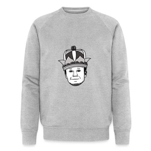 Meisterlehnsterr-Head - Men's Organic Sweatshirt