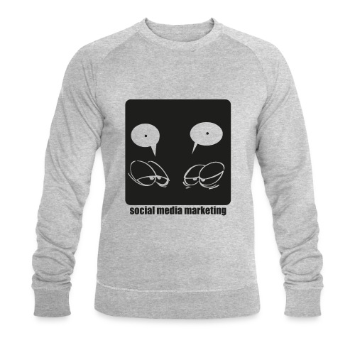Sozial Media Marketing - Männer Bio-Sweatshirt von Stanley & Stella
