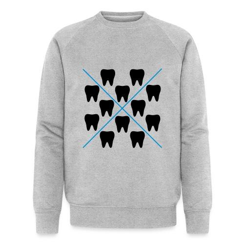 Zähne - Männer Bio-Sweatshirt von Stanley & Stella