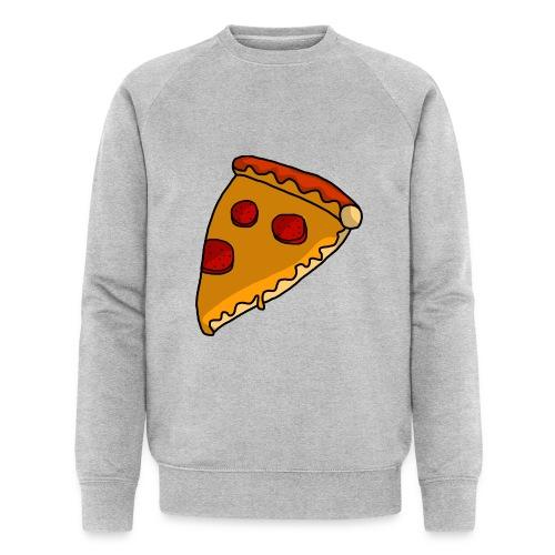 pizza - Økologisk Stanley & Stella sweatshirt til herrer