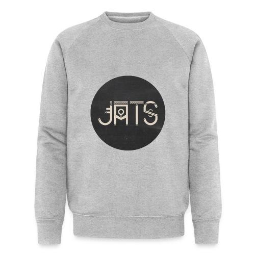 JATS indien circle - Sweat-shirt bio Stanley & Stella Homme