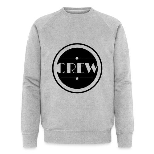 CREW - Männer Bio-Sweatshirt von Stanley & Stella