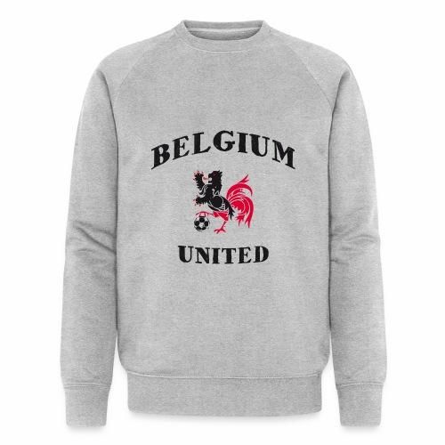 Belgium Unit - Men's Organic Sweatshirt by Stanley & Stella