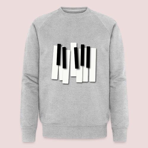 Klaviatur - Ekologisk sweatshirt herr från Stanley & Stella
