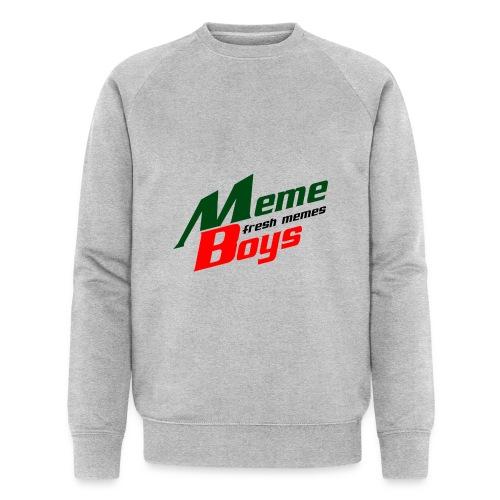 Memeboys Logo Shirt - Men's Organic Sweatshirt by Stanley & Stella