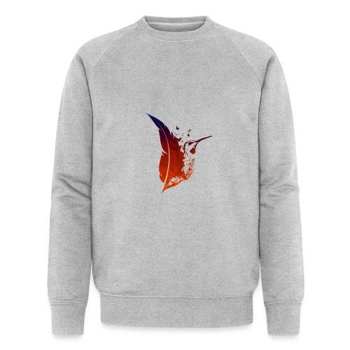 Colibri flamboyant - Sweat-shirt bio