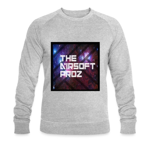 TheAirsoftProz Galaxy Mens Long Sleeve - Men's Organic Sweatshirt by Stanley & Stella