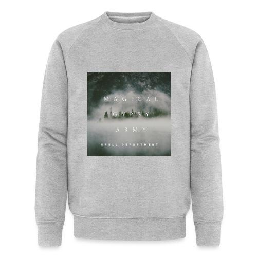 MAGICAL GYPSY ARMY SPELL - Men's Organic Sweatshirt by Stanley & Stella