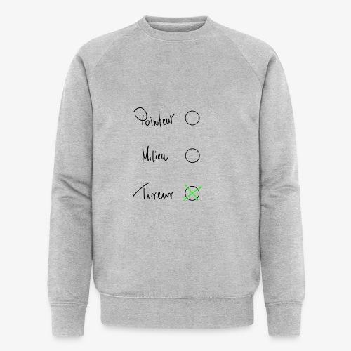 Tireur - Männer Bio-Sweatshirt von Stanley & Stella