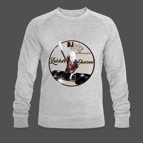 DJ An - Mannen bio sweatshirt
