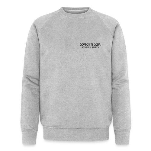Goldgasse 9 - Front - Men's Organic Sweatshirt by Stanley & Stella