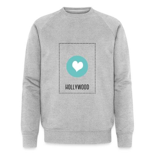 I Love Hollywood - Männer Bio-Sweatshirt von Stanley & Stella